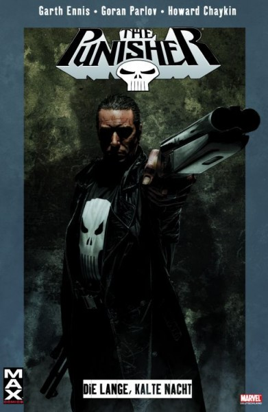 Max 26: Punisher die lange, kalte Nacht