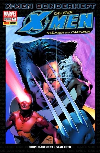 X-Men Sonderheft 2: Das Ende - Träumer und Dämonen