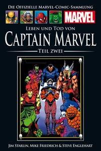 Hachette Marvel Collection 78 - Leben und Tod von Captain Marvel, Teil II