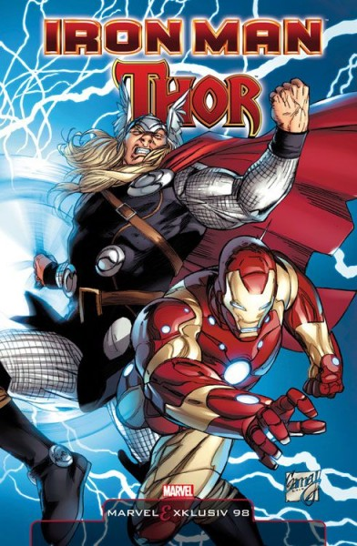Marvel Exklusiv 98: Iron Man/Thor