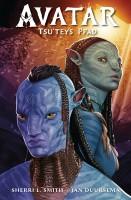 Avatar: Tsu'teys Pfad Cover