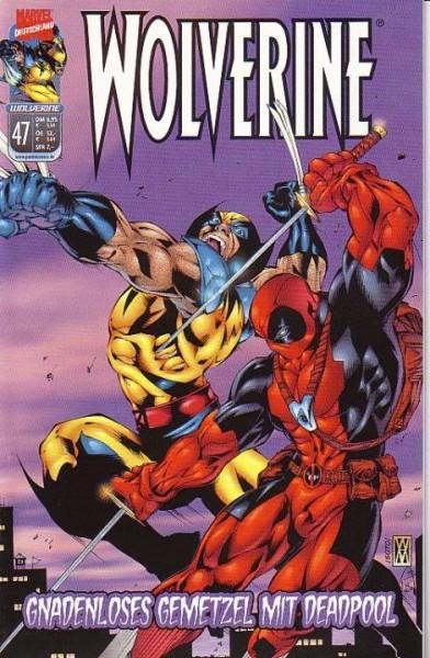 Wolverine 47: Gnadenloses Gemetzel mit Deadpool