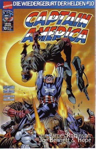 Captain America: Die Wiedergeburt der Helden 10