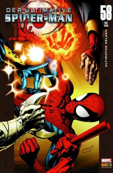 Der ultimative Spider-Man 58