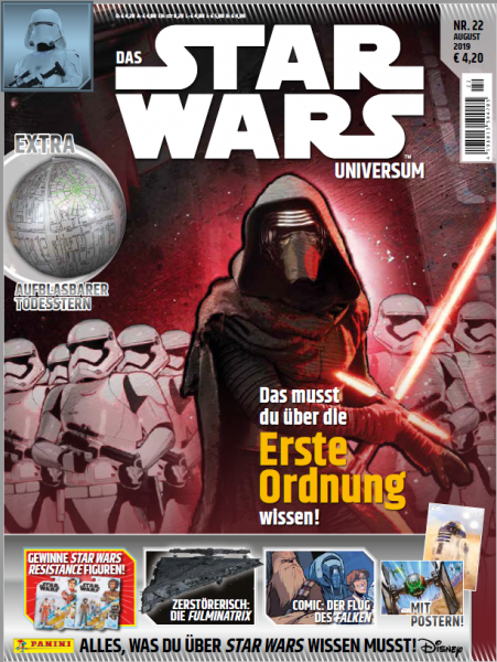 Star Wars Universum 22