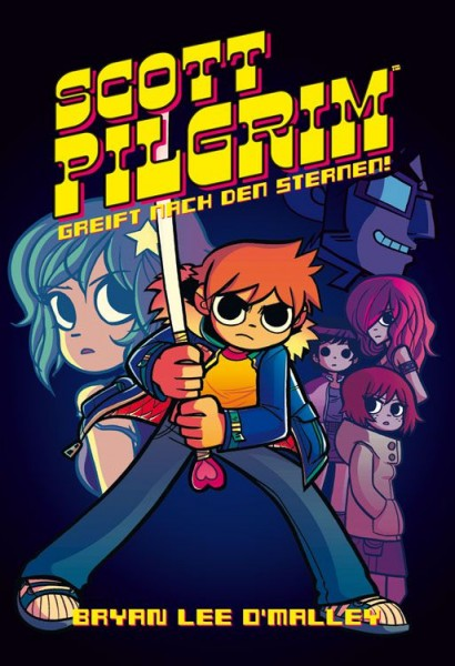 Scott Pilgrim - Graphic Novel 6: Scott Pilgrim greift nach den Sternen