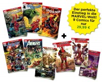 Marvel Heftserien Schnupper-Bundle Spezial