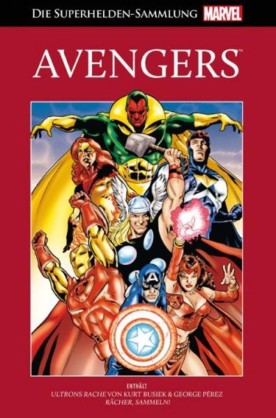 Die Marvel Superhelden Sammlung 1: Avengers