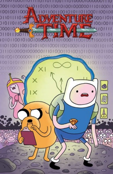 Adventure Time - Comic 2 - Comic Action 2014