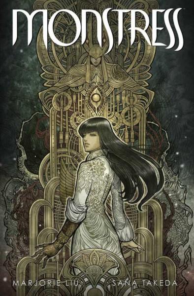 Monstress 1: Das Erwachen Cover