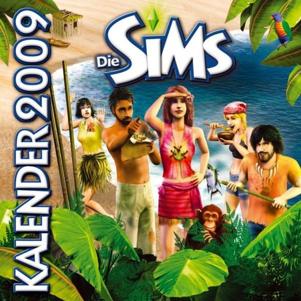 Die Sims - Wandkalender (2009)