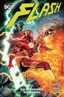 Flash 14: Die Herrschaft der Rogues Cover