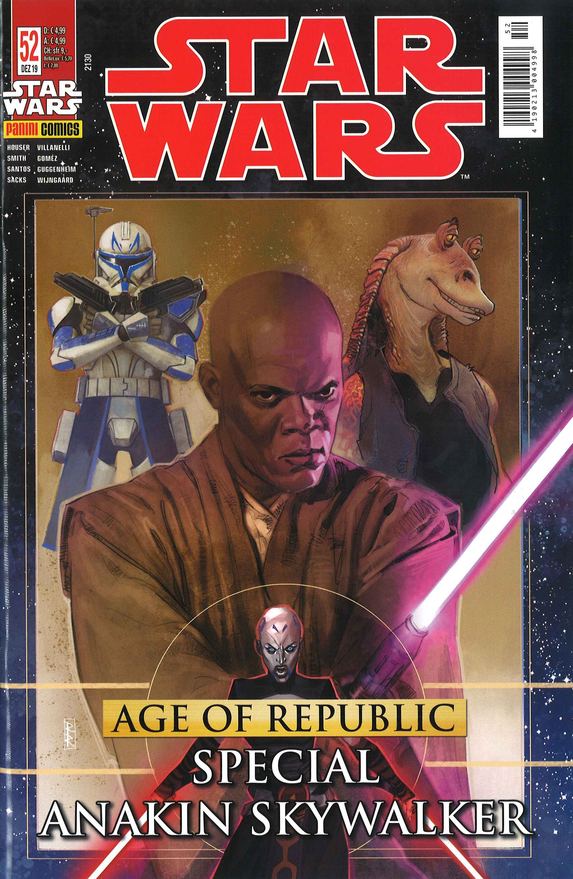 Star Wars 52: Age of Republic -...