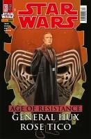 Star Wars 63: General Hux & Roes Tico - Kiosk-Ausgabe Cover
