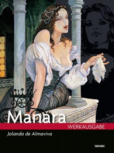 Milo Manara Werkausgabe 14: Jolanda De Almaviva