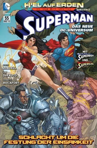 Superman Sonderband 55 - H'el Auf Erden 2