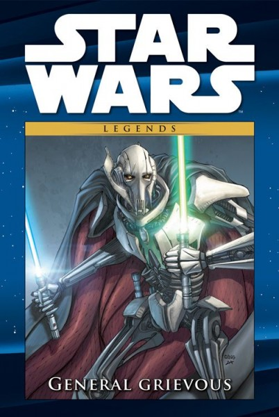 Star Wars Comic-Kollektion 23: Star Wars - General Grievous