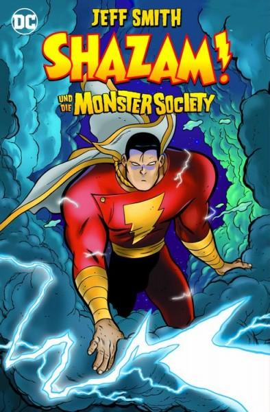 Shazam und die Monster Society