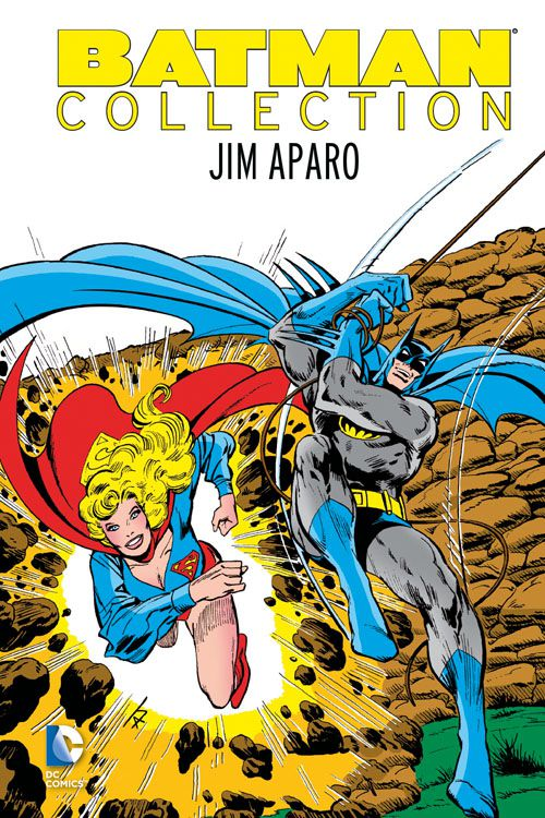 Batman Collection: Jim Aparo 4 Hardcover