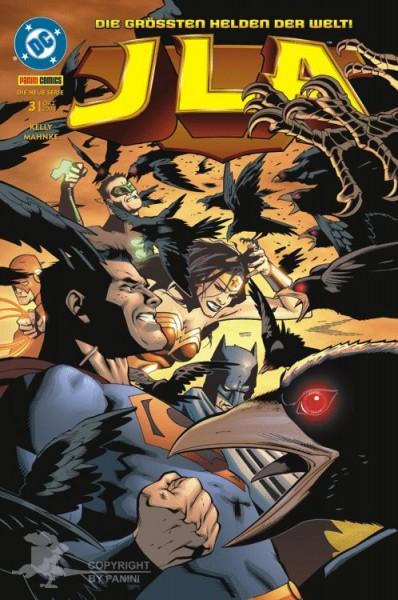 JLA: Die neue Serie 3
