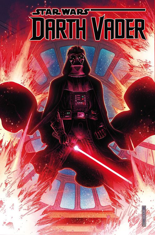 Star Wars 35: Darth Vader - Der...