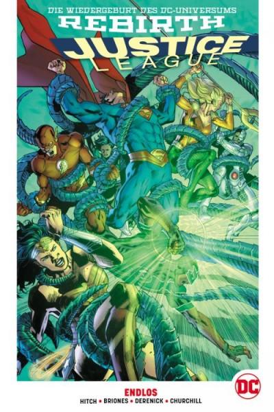 Justice League 4: Endlos