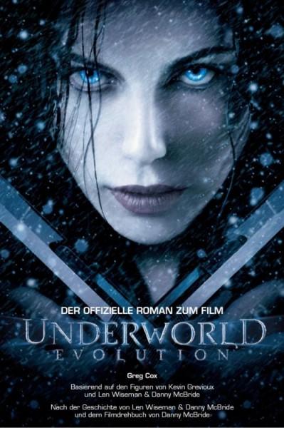 Underworld: Evolution - Roman zum Film