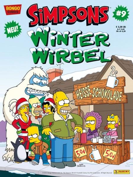 Simpsons: Winter-Wirbel 9