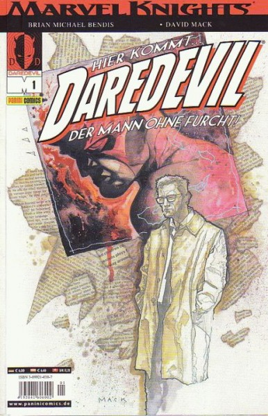 Daredevil: Der Mann Ohne Furcht! 1