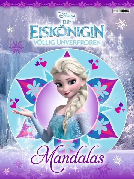 Disney: Die Eiskönigin - Mandalas