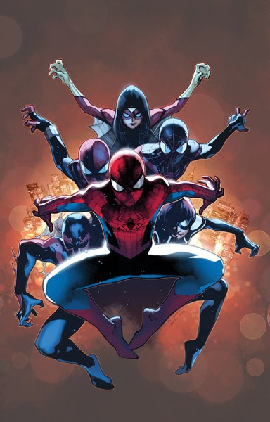 Marvel Must Have: Spider-Man - Spider-Verse Cover