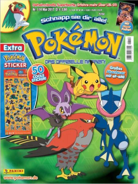 Pokémon Magazin 114