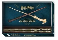 Harry Potter Das Buch der Zauberstäbe - Geschenkset mit Buch und Zauberstab