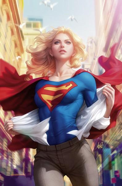 Supergirl Megaband 2