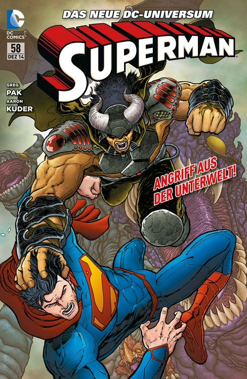 Superman Sonderband 58