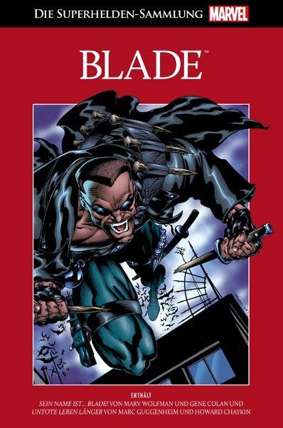 Die Marvel Superhelden Sammlung 29: Blade