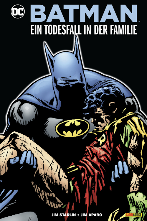 Batman: Ein Todesfall in der Familie...