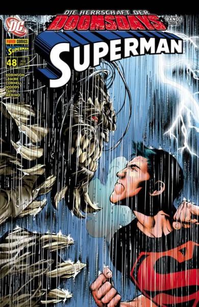 Superman Sonderband 48: Herrschaft der Doomsdays 1