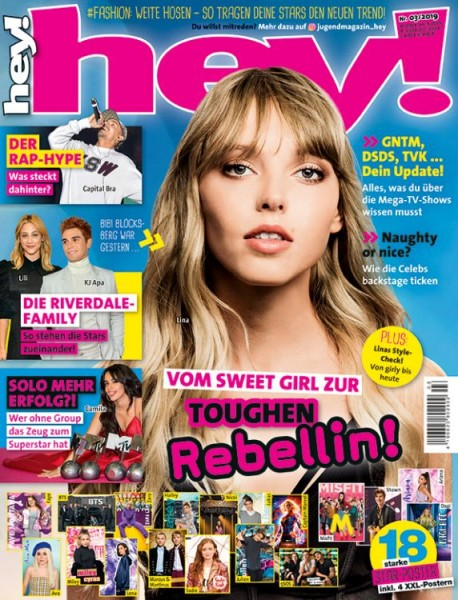 hey! Magazin 03/19