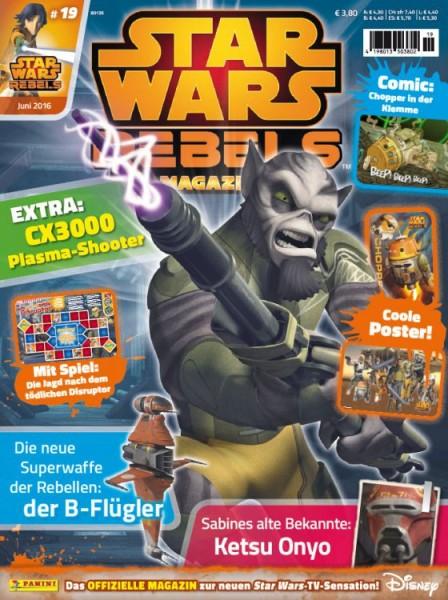 Star Wars: Rebels - Magazin 19