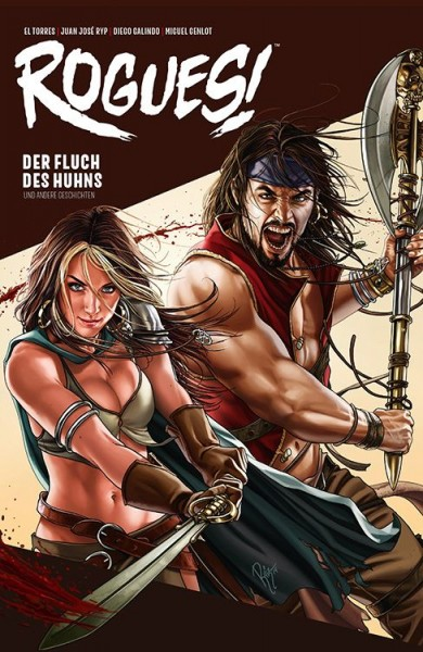 Rogues! 1: Der Fluch des Huhns