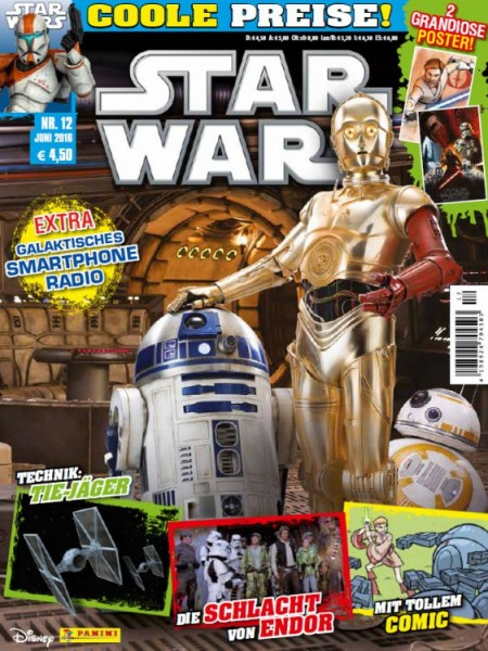 Star Wars - Magazin 12