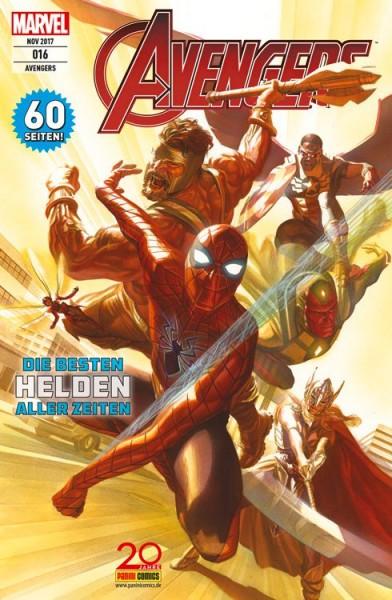 Avengers 16 (2016)