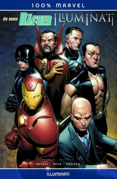 100% Marvel 37: Die neuen Rächer - Illuminati