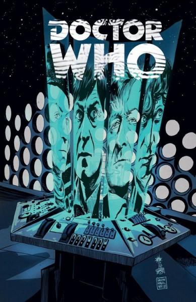 Doctor Who - Gefangene der Zeit 1