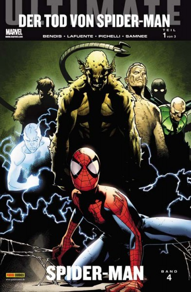 Ultimate Spider-Man 4: Der Tod von Spider-Man 1 (Prolog)