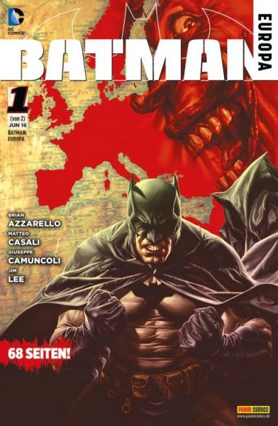 Batman: Europa 1