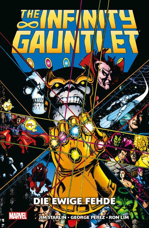 Infinity Gauntlet - Die ewige Fehde