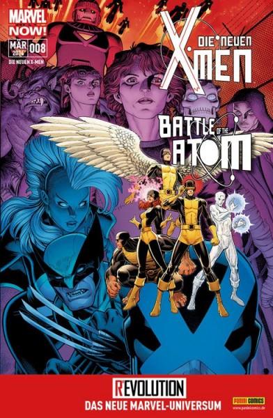 Die neuen X-Men 8