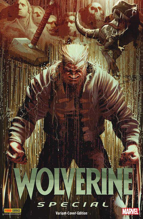 Wolverine Special Variant